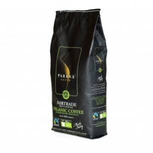 Kawa ziarnista PARANA CAFFE ORGANIC COFFEE FAIRTRADE - 1 KG